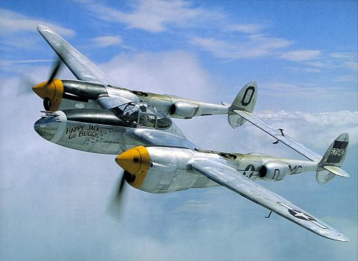 P 38 Mosquito Intact WWII P-38 Found...