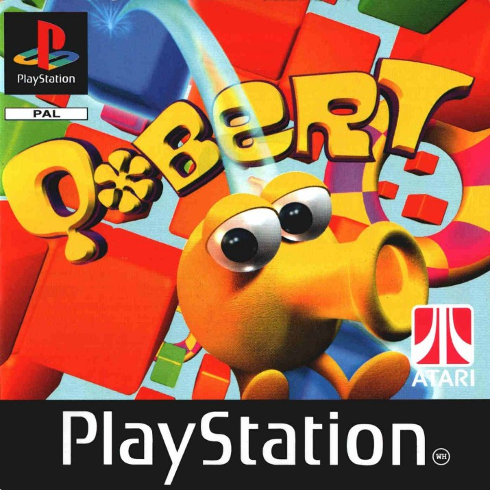 Qbert Playstation - ???? ?? ?????????? ?? ?????? ? ???????